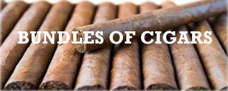 Bundles of Cigars Cigars