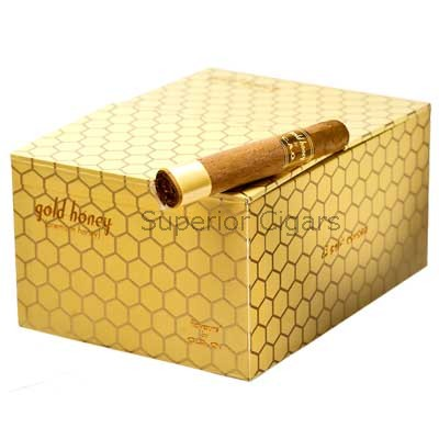 CAO Flavored, Gold Honey Petite Corona