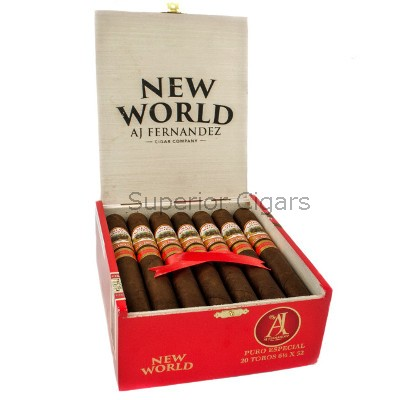 New World Puro Especial, Toro