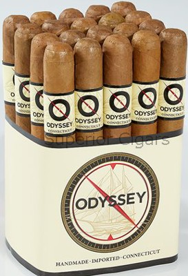 Odyssey, Robusto Connecticut